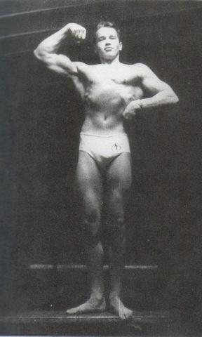 Arnold Schwarzenegger's Golden Six Workout